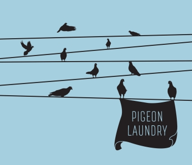 Pigeon Laundry front