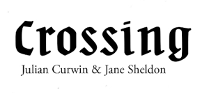 crossing banner